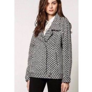 Anthropologie Second female Wool Petra jacket S